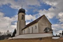 Pilgrimage Church Maria Thann