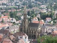 Thann, Munster Saint Thiébaut