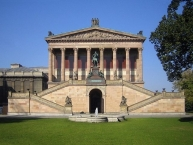 Berliner Museumsinsel, Alte Nationalgalerie