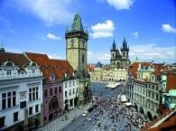 Prag, Altstadtplatz