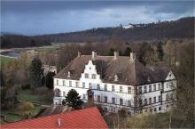 Schloss Wehrden an der Weser