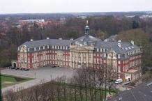 Münster, Fürstbischöfliches Schloss