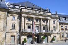 Bayreuth,Markgräfliches Opernhaus