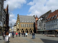 Minden, historisches Rathaus