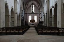 Kloster Loccum, Innenraum der Klosterkirche