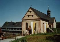 Kloster Kreuzberg, Klosterkirche