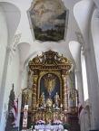Kloster Kreuzberg, Klosterkirche, Hochaltar
