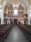 Kloster Frauenberg, Klosterkirche