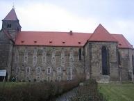 Kloster Breitenau bei Guxhagen, Klosterkirche