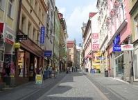 Liberec, Pražská ulice