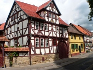 Wanfried, Harmesʹsches Haus