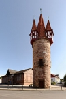 Eschwege, Dünzebacher Torturm