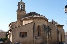 Eglise à Robion