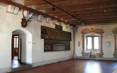 Schloss Kyburg Saal