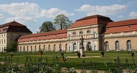 Schloss Charlottenburg, Orangerie