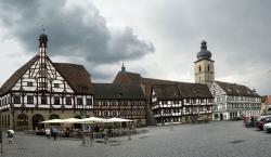 Forchheim, Marktplatz