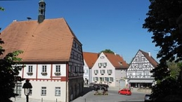 Hilpoltstein - Rathaus 1417