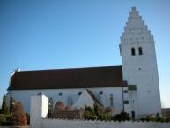 Fanefjord Church,