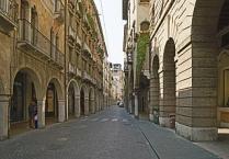 Via Calmaggiore, Trevisio.