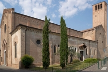 Church Convent San Francesco of Treviso