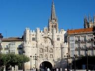 Burgos - Arco de Santa Maria