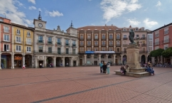 Plaza Mayor de Burgos
