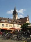 Gemünden, Marktplatz