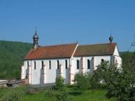 Franziskaner-Minoriten-Kloster, Kirche, Schönau an der Saale