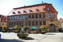 Neues Rathaus in Bad Kissingen