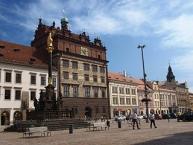 Rathaus von Pilsen