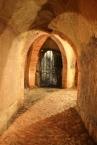 Im historischen Kellersystem von Pilsen