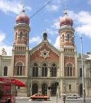 Große Synagoge in Pilsen