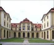 Zbraslavský zámek v Praze