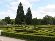 Garden of Lednice castle