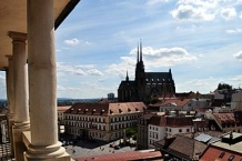 Cathedral of Saints Peter and Paul in Brno