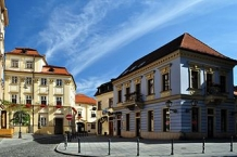 Šilngrovo náměstí (Šilinger square) in Brno