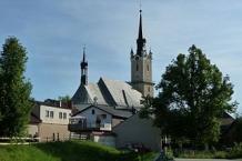 Parish Church in Rohrbach Upper Austria