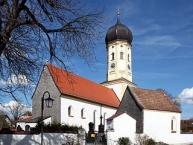 Aying, Pfarrkirche St. Andreas