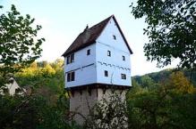 Topplerschlösschen bei Rothenburg ob der Tauber