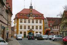 Röttingen,Rathaus