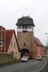 Röttingen, Stadttor
