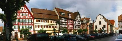 Tauberbischofsheim, Marktplatz