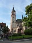 Tauberbischofsheim, Stadtkirche St. Martin