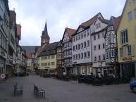 Wertheim, Marktplatz