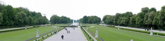 Schloss Nymphenburg,Schlosspark