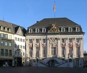 Bonn, Altes Rathaus am Marktplatz
