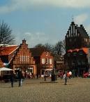Heiligenhafen, Marktplatz