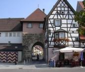 Mühlheim an der Donau, westliches Stadttor