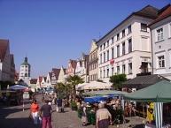 Günzburg, Markt