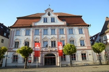 Günzburg, Marktplatz